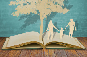 tree-book-with-family-canstock-300x197